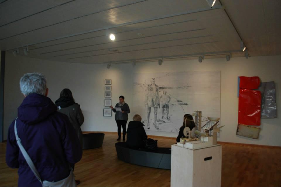 Åpning Galleri Hans